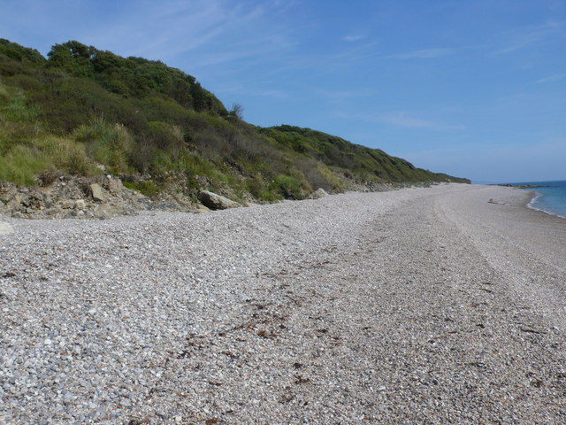 Beach at Charton Bay