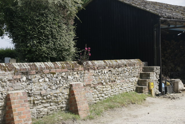 Steps to the Churchyard