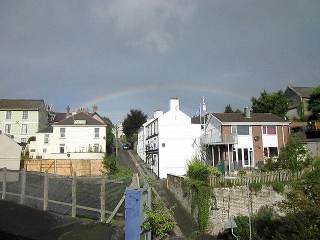 Albert Road Saltash Cornwall
