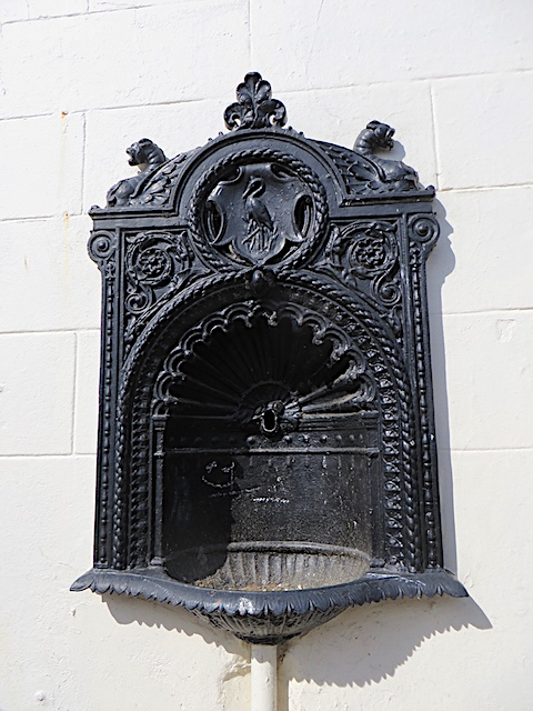 Drinking fountain, Broadstairs
