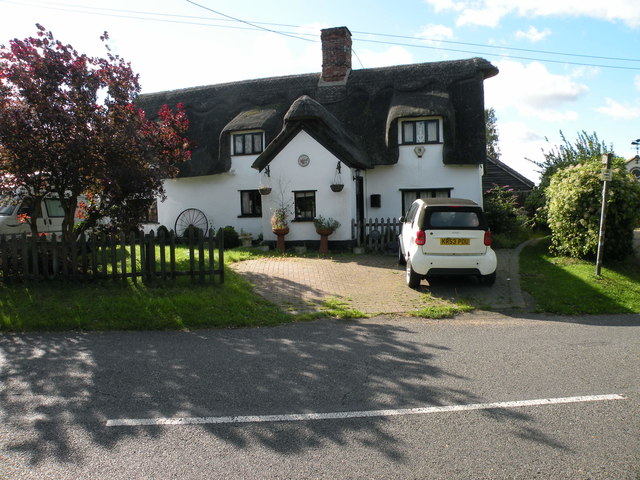 Tosca Cottage, Linton