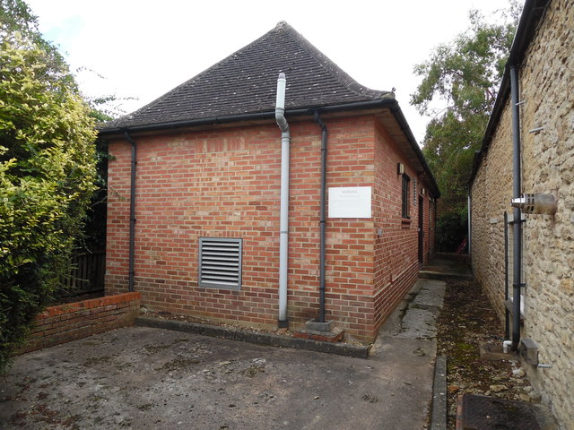 Stanford in The Vale Telephone Exchange, Oxon
