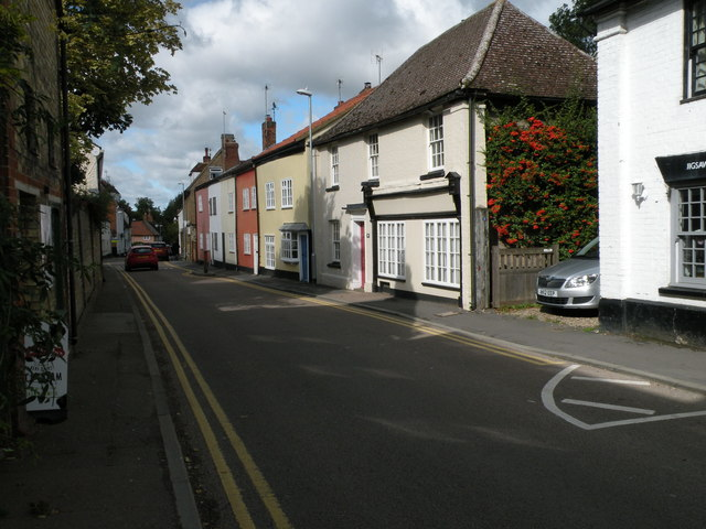 High Street (Horseheath Road)