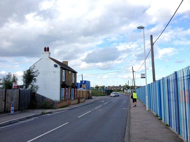 Rushenden Road, Rushenden
