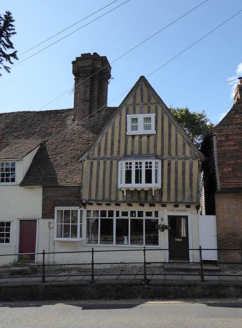 Staplehurst: a house in the High Street