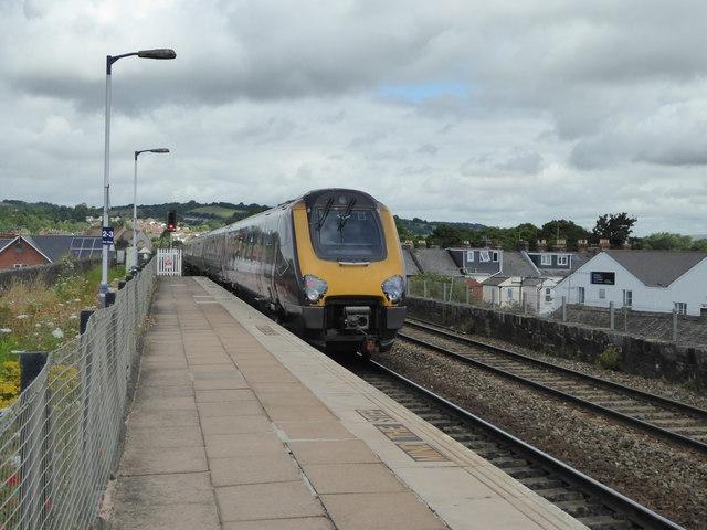 St Thomas Station, Exeter