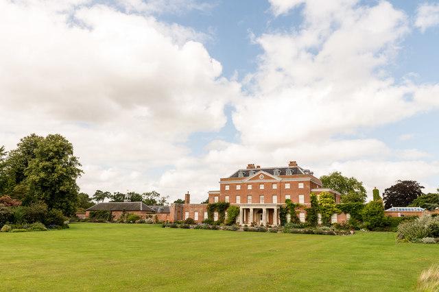 Raveningham Hall