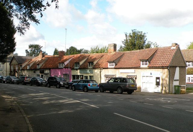 Chapel Terrace, Linton High Street