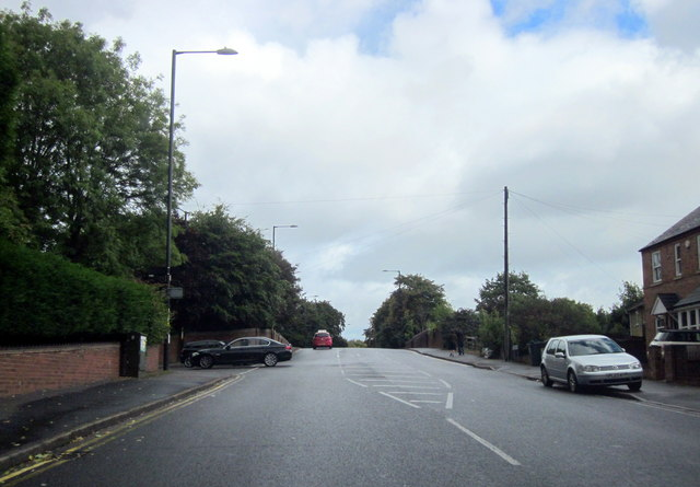 Somerville Road Junction With Jockey Road Boldmere