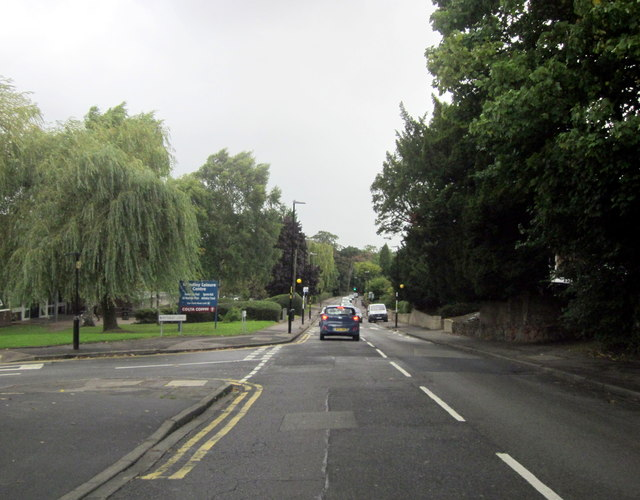 Wyndley Road Junction With Clifton Road Sutton Coldfield