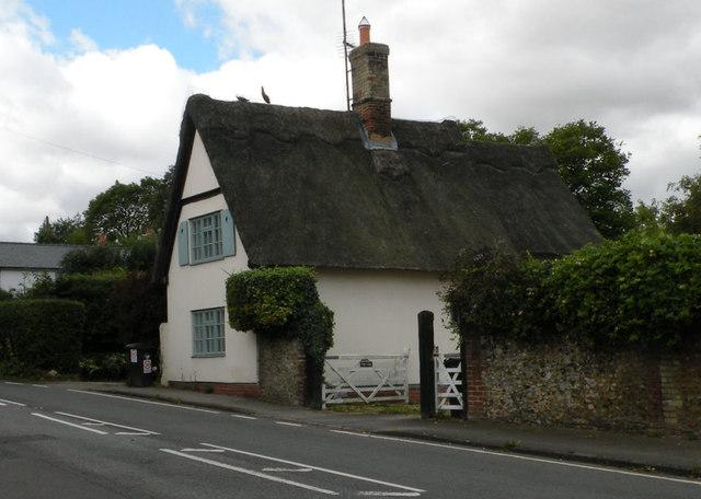 Walnut Cottage, Hadstock