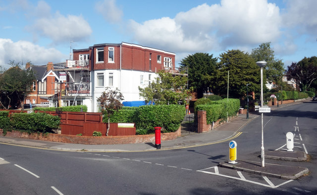 Corner of Grosvenor Road