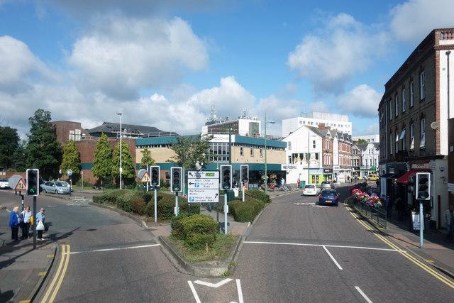 Junction, Seamoor Road, Westbourne