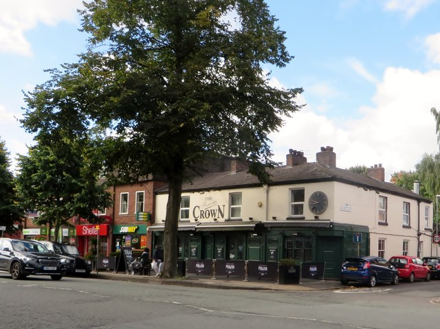 The Crown, Didsbury