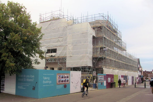 The New Museum is coming to St Albans