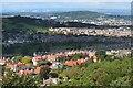 NT2469 : Northwest from Buckstone Snab, Edinburgh by Jim Barton