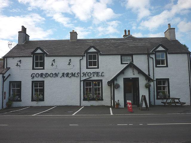 The Gordon Arms Hotel