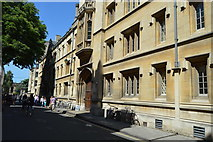 SP5106 : Exeter College by N Chadwick