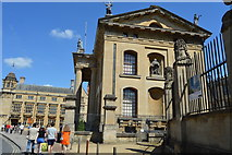 SP5106 : The Old Clarendon Building by N Chadwick