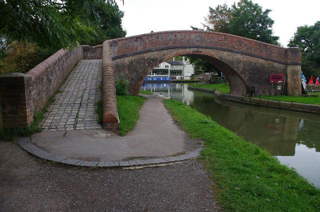 Rainbow Bridge, Foxton