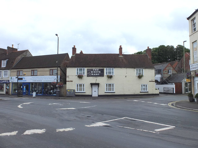 The White Hart, George Street, Warminster
