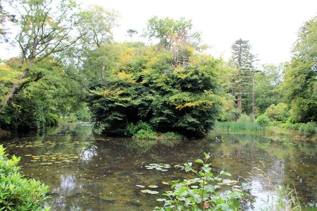 The Lake at Llanerchaeron (2)