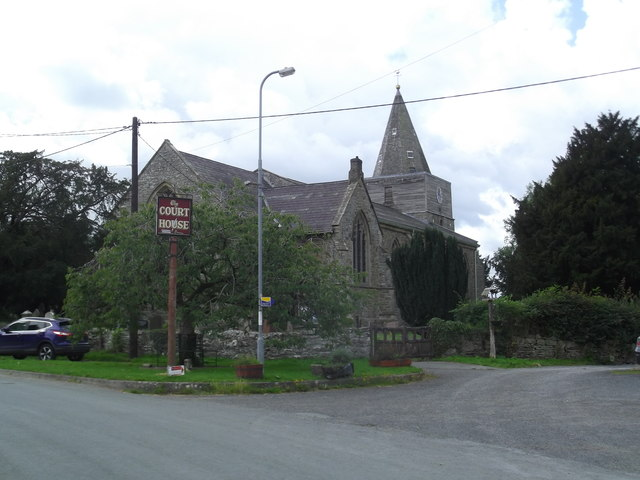 St Nicholas' Church, Church Stoke