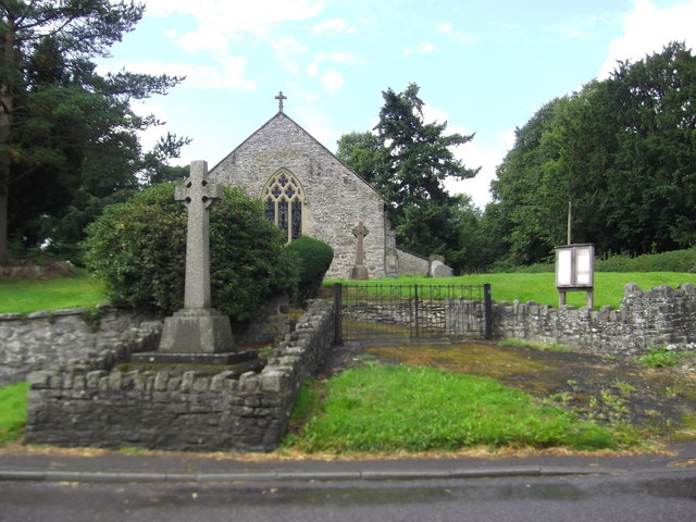 Lydham War Memorial
