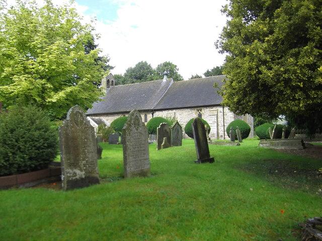 Churchyard, Holy Trinity Church