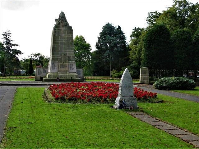 Grangemouth War Memorial