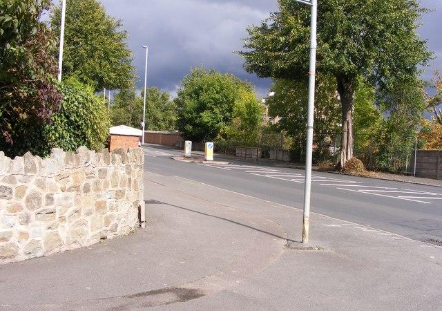 Church Street Scene