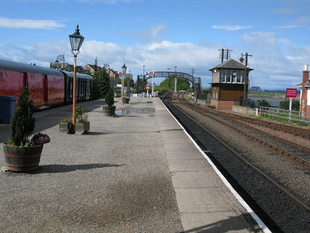 Bo'ness Station, Bo'ness and Kinneil Railway