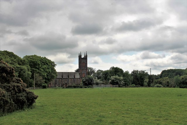 Minnigaff Church