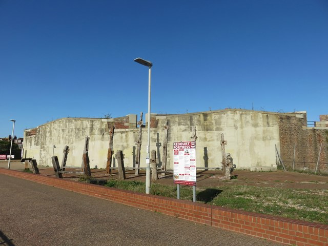 The Redoubt, Eastbourne
