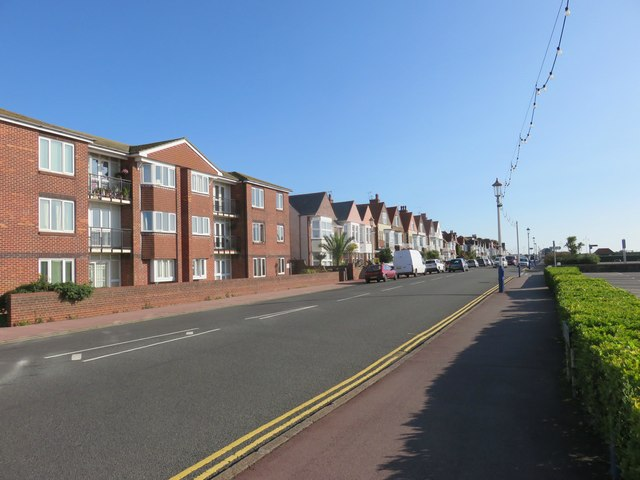 Royal Parade, Eastbourne