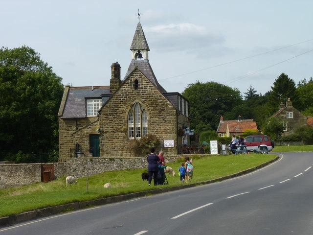 Once a church, now a cafe
