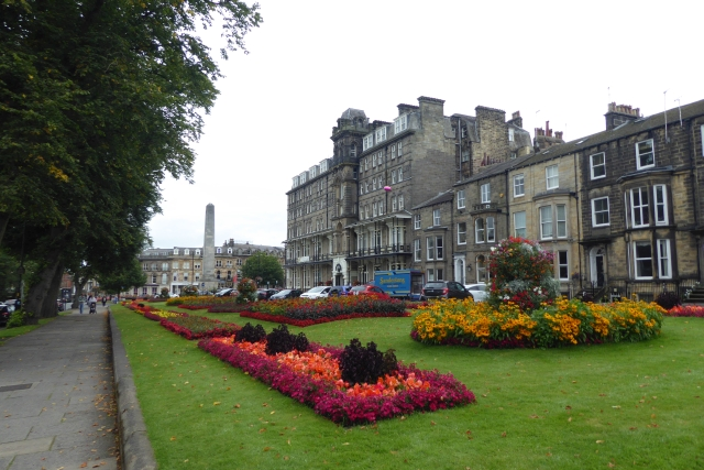 West Park from Albert Street