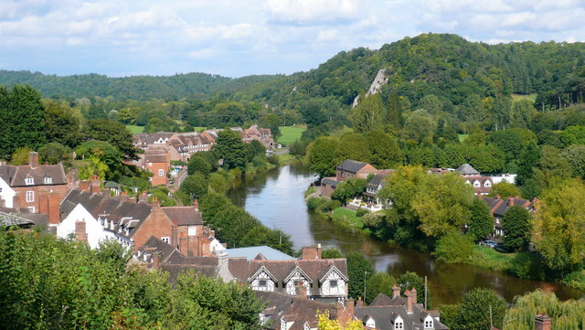 River Severn, Bridgnorth