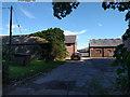 SJ3572 : Buildings at Pits Farm by Rob Purvis