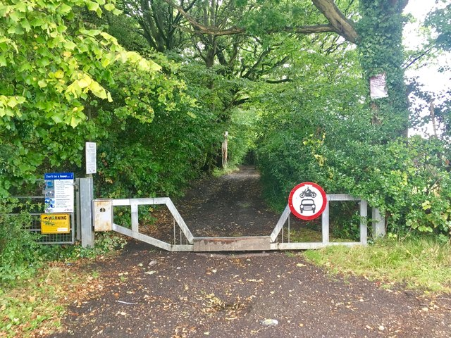 Hurstwood Road, near Bredhurst
