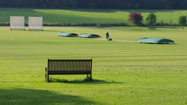 Sibton Park cricket ground