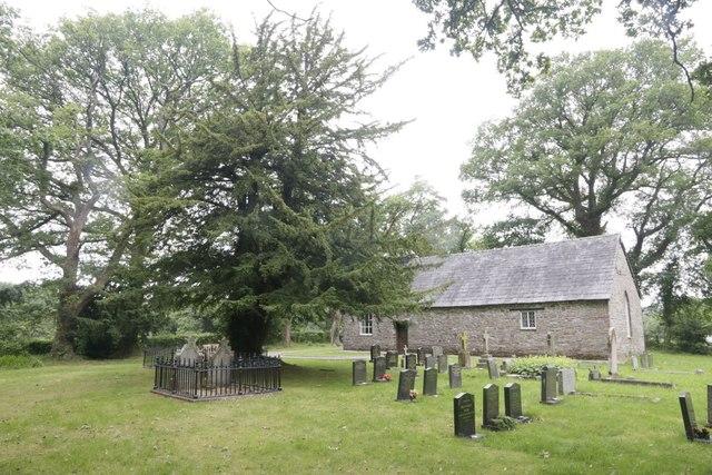 The South Churchyard