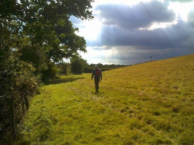 Footpath View