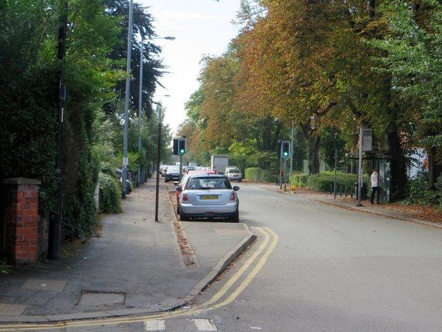 Burton Road, West Didsbury