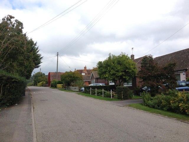 Headcorn Road, Grafty Green