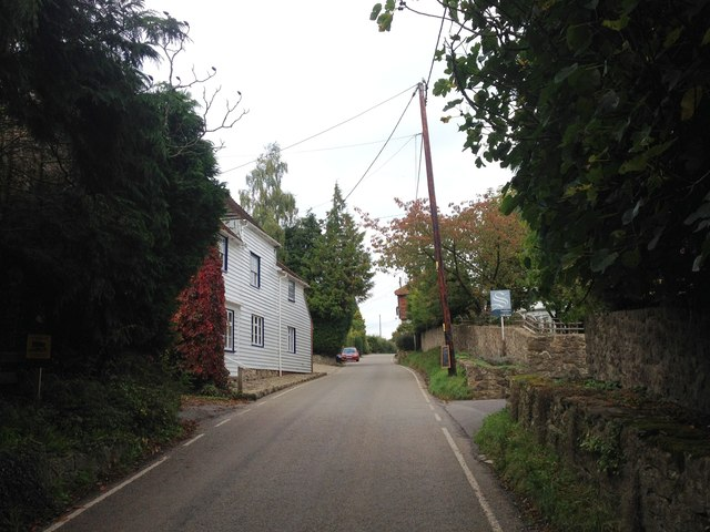 Liverton Hill, Liverton Street