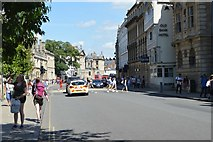 SP5106 : High St, A420 by N Chadwick