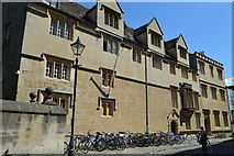 SP5106 : The Queen's College by N Chadwick