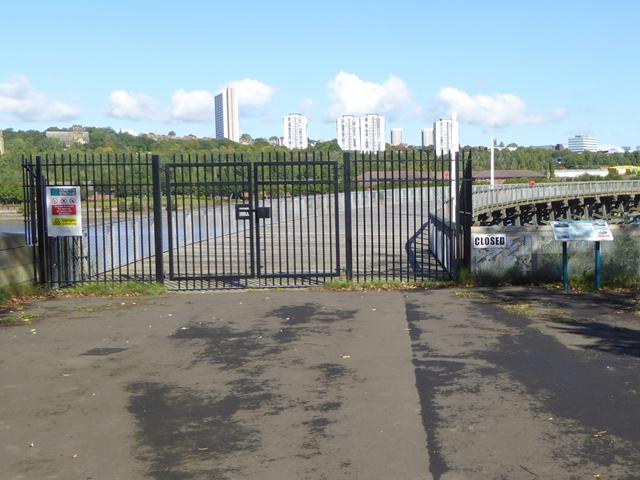 Dunston Staithes Upper Gate