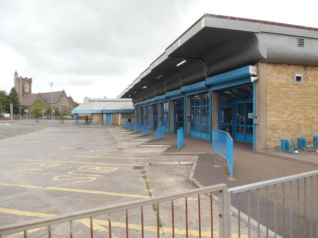 Empty Bus Station, Port Talbot (1)